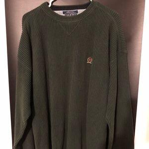 Vintage Tommy Hilfiger Sweater Heavy Large Nice